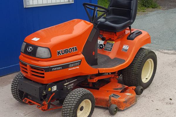 Garden Tractor Repairs Lichfield