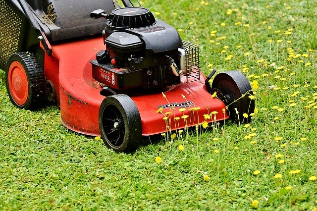 lawn mower repairs