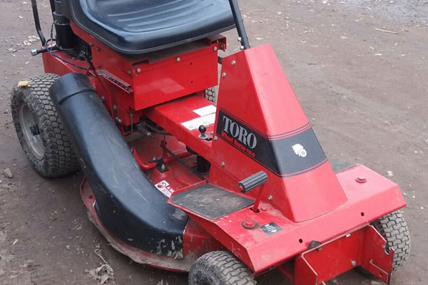 ride on mower service/repairs lichfield