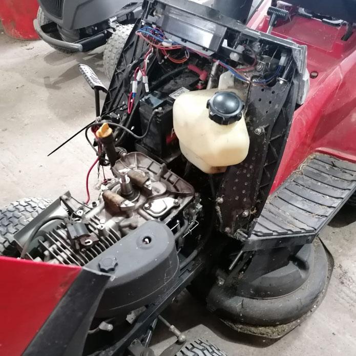 Lawn mower repairs Sutton Coldfield